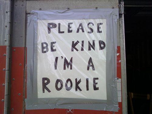 Rookiesign