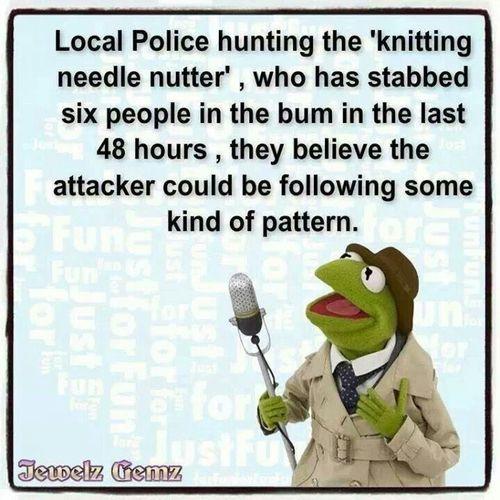 Kermitknitting